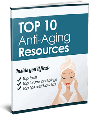 Top 10 AntiAging Resources