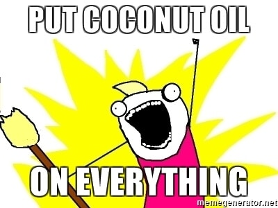 coconut oil benefit